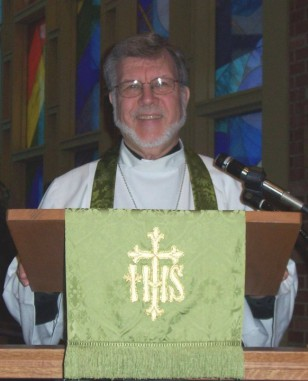Pastor Peter C Wegner | Peace Evangelical Lutheran Church