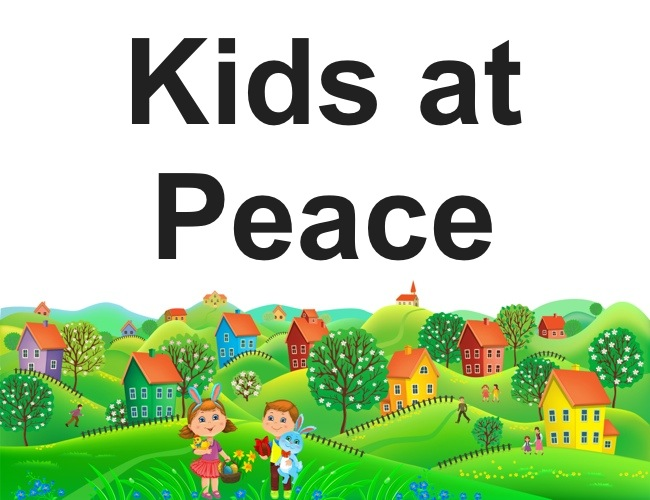 kids at Peace Lutheran Church in Des Moines Iowa
